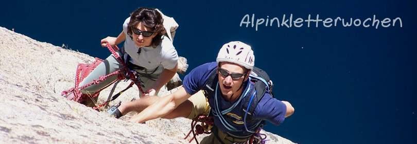 Alpinkletterwochen