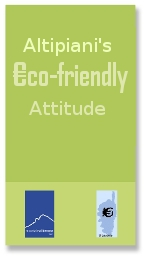 Ecofriendly attitude